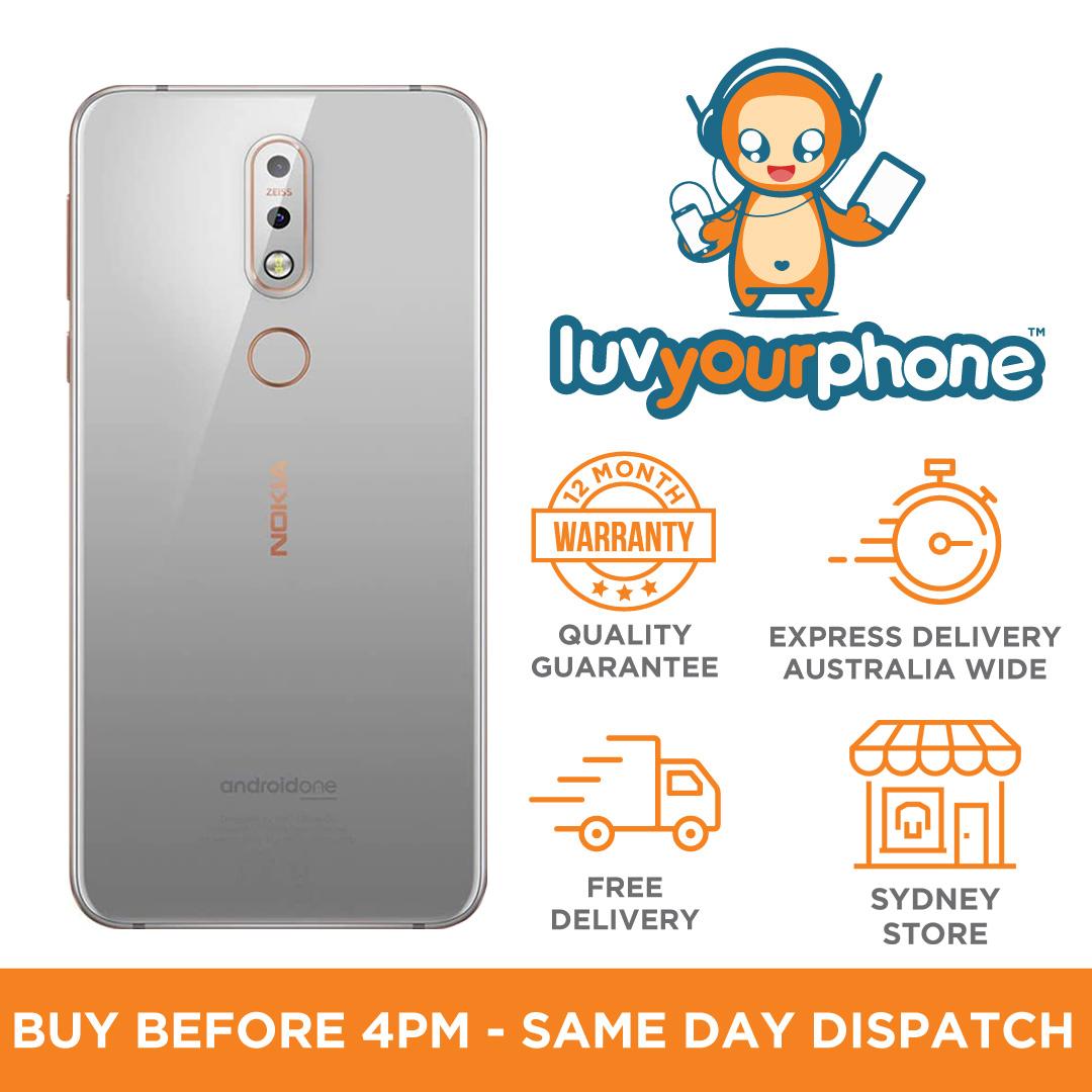 Nokia-7-1-TA-1096-32GB-64GB-All-Colours-4G-Unlocked-Smartphone-Original-Box thumbnail 6