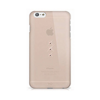 New Apple iPhone 6 6S White Diamonds Trinity Swarovski Diamond Case Rose Gold