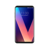 LG V30+ H930DS 128GB Black 4G Unlocked Smartphone Excellent Condition Original Box
