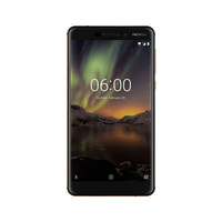 Nokia 6.1 TA-1050 32GB Black 4G Unlocked Smartphone AU Stock Excellent Condition