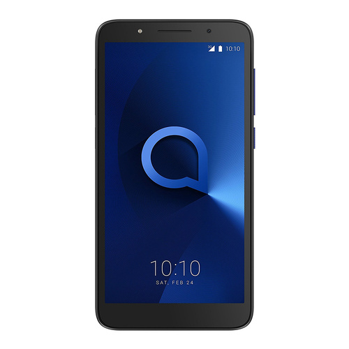 Alcatel 1C OT-5009A 16GB Metallic Black Unlocked in Pristine Condition