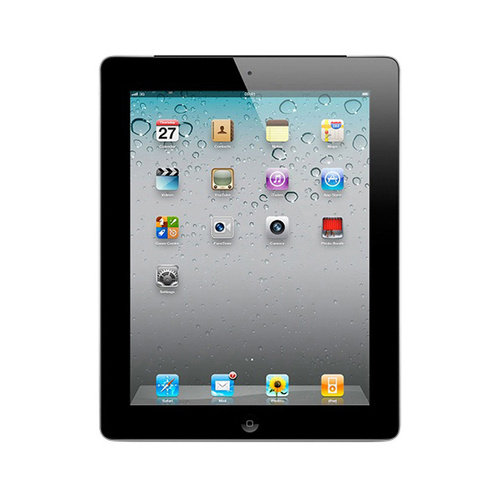 Apple iPad 2 A1395 16GB WiFi Only 2nd Generation in Black