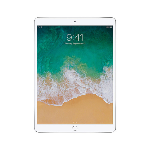 "Apple iPad 5th Gen 9.7"" (2017) (WiFi Only) Silver 32GB As New Condition Original Box"