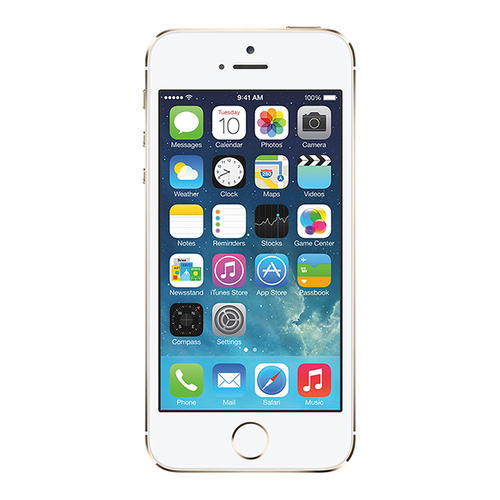 Apple iPhone 5S 16GB 4G LTE 8MP Camera Unlocked Smartphone in Gold A