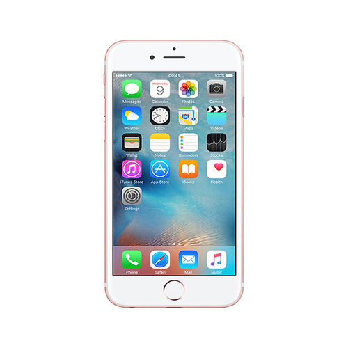 New' Apple iPhone 6s 16GB A1688 Rose Gold 4G Unlocked Pristine Condition