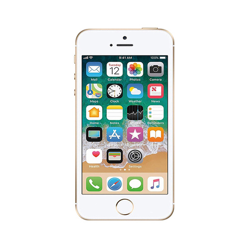 Apple iPhone SE 16GB Gold 4G As New Condition Unlocked