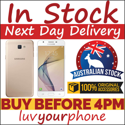 Samsung Galaxy J5 Prime G570Y 16GB Gold 4G Unlocked AU Model As New Condition